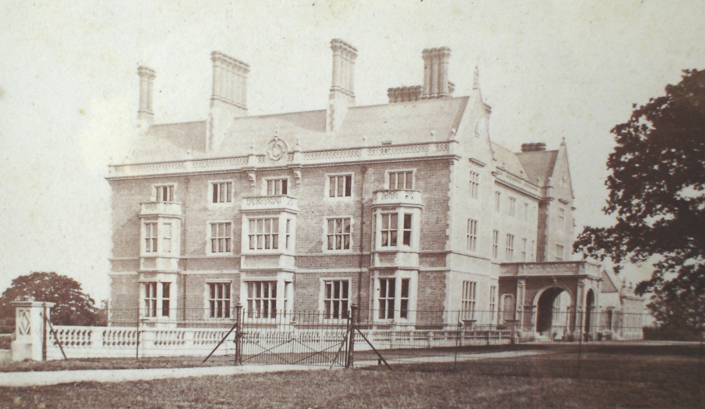 Blackmore Park mansion, c. 1870