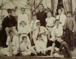Hanley Castle Grammar School cricket team, c.1890