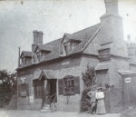 Hanley Castle Post Office, c.1900