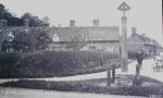 Hanley Castle, Wayside Cross,1890s
