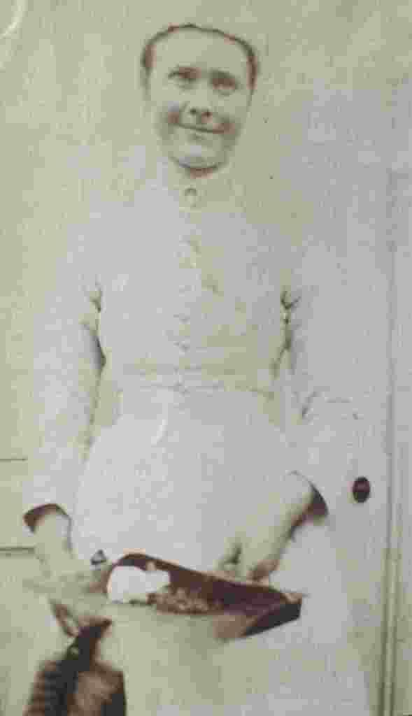 Medley housemaid, c.1890