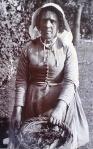 Yew Tree estate worker,1890s