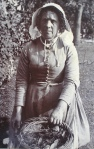 Yew Tree estate worker, 1890s