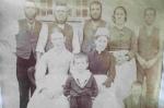 Yew Tree House staff, c.1886