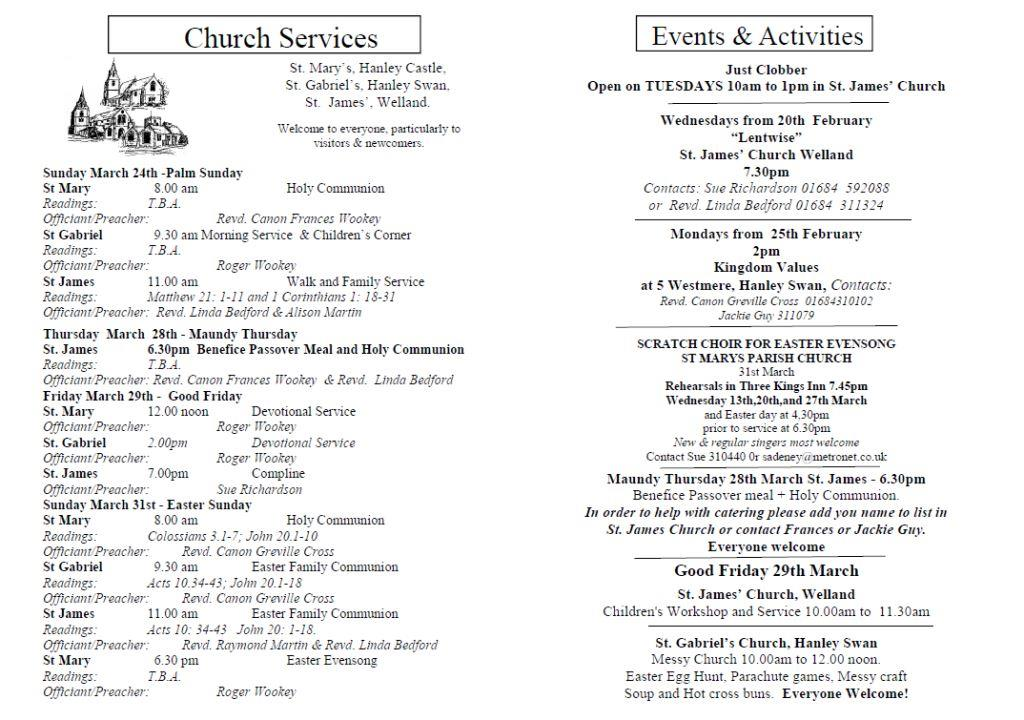 Church News 2013-03-24