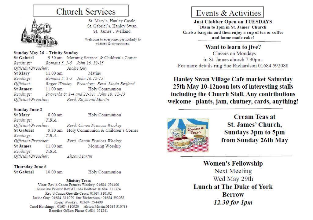 Church News 2013-05-26