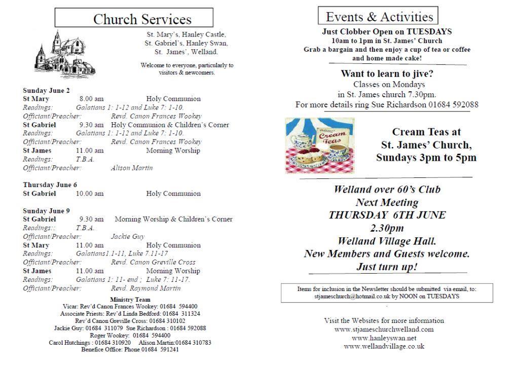 Church News 2013-06-02