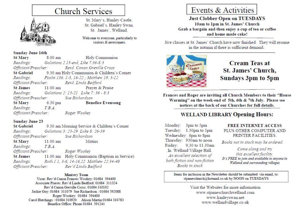 Church News 2013-06-16