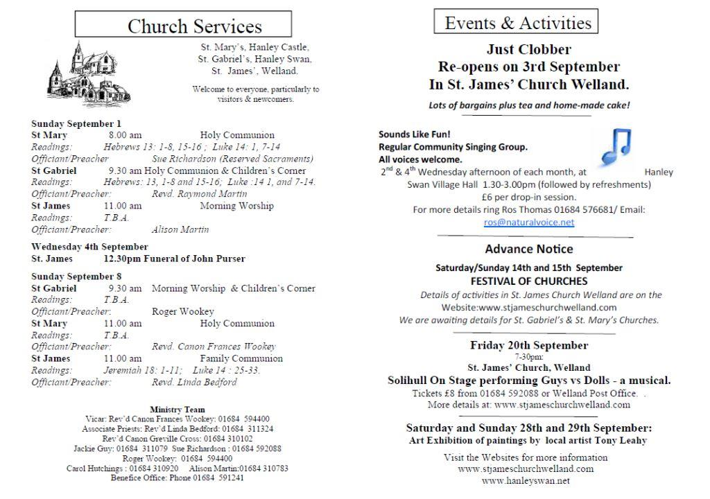 Church News 2013-09-01