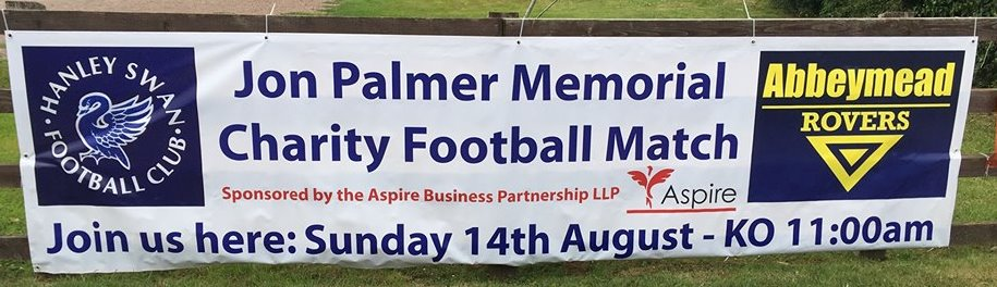 Jon Palmer Memorial Charity Match 2016